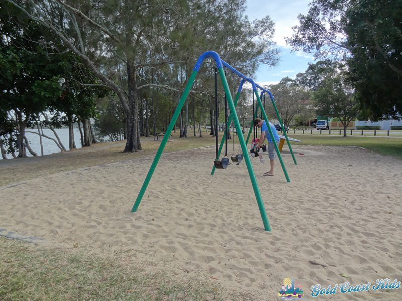 Photo of Play Equipment at Charles Holm Park